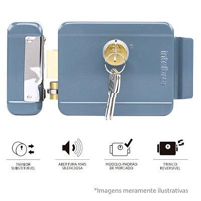 Fechadura Eletrica Intelbras Fx 2000 Para Portão E Interfone
