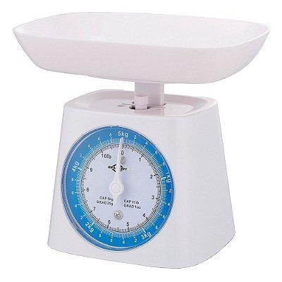 Balança Mecânica Brasfort 7551 Até 5kg para Cozinha