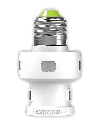 Sensor Presença Fotocélula E-27 Microcontrolado Exatron