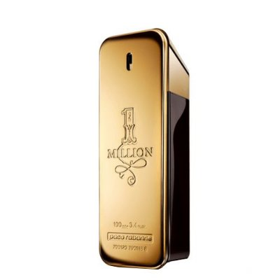 One 1 Million Paco Rabanne Eau de Toilette Perfume Masculino