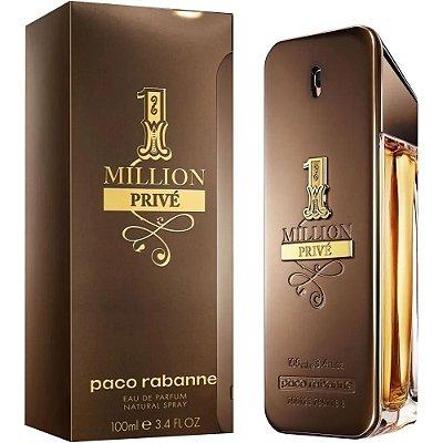 One 1 Million Privé Perfume  Masculino Eau de Parfum- Paco Rabanne