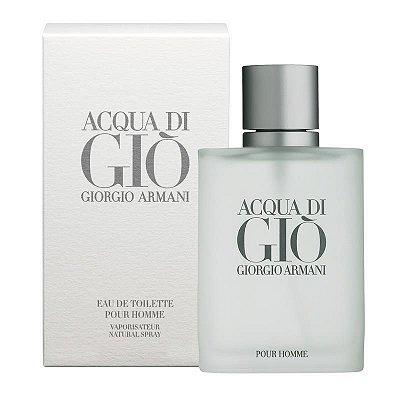 Acqua Di Gio Homme Giorgio Armani - Perfume Masculino - Eau de Toilette - 100ml