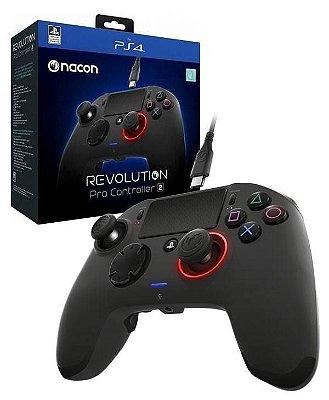 Controle Nacon Revolution 2 - Pro Controller 2 - PS4