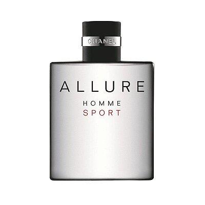 Allure Homme Sport Chanel Perfume Masculino Eau de Toilette 100ml