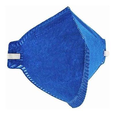 1 Mascara Pff2  Preventiva Sem Válvula Deltaplus - Selo Do Inmetro