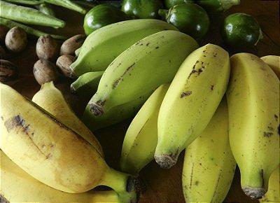 Banana prata - (dúzia)