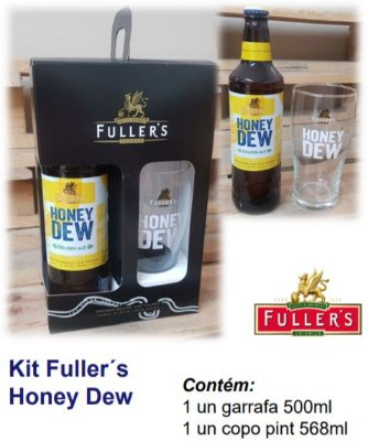 Kit Cerveja Fuller's Honey Dew