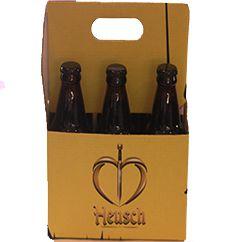 Pack 6 Cervejas Artesanais Heusch Witbier 300 ml