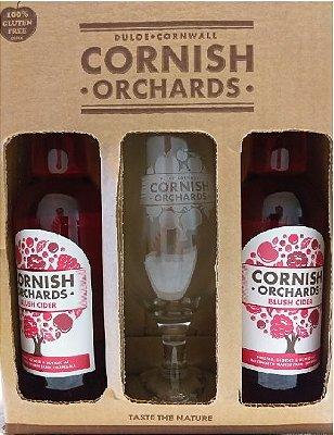 Kit Sidra Framboesa Escocesa Cornish Orchards