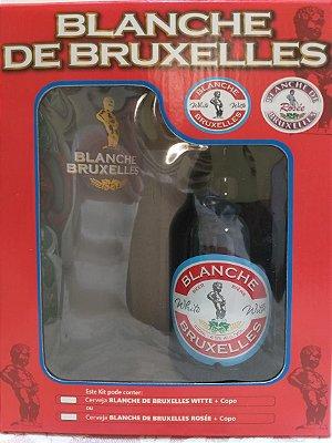 Kit Cerveja Blanche De Bruxelles