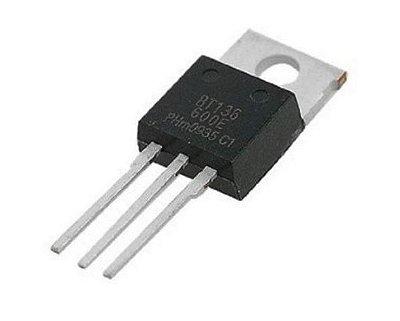 TRIAC BT136-600E