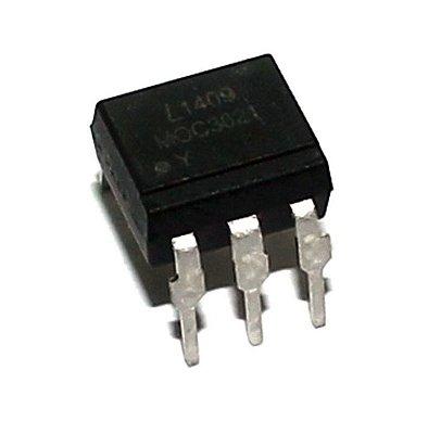 MOC3021 - CI Optoacoplador
