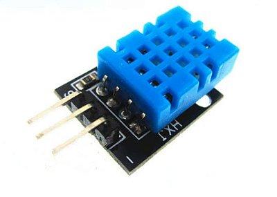 Módulo Sensor de Umidade e Temperatura DHT11