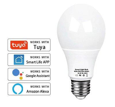Lampada Inteligente 12W Tuya