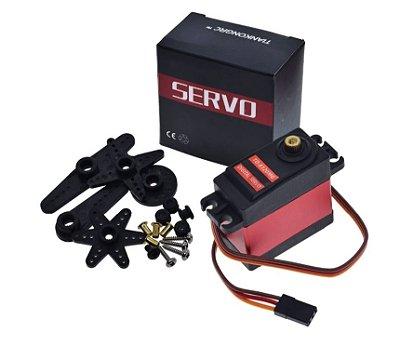 Servo Motor Digital TD-8120MG - Alto Torque