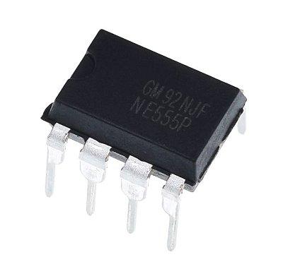 NE555 - CI Temporizador Multivibrador 555