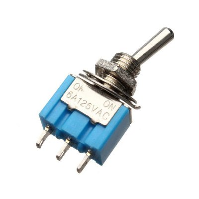 Chave 3 Terminais Toggle Switch SPDT