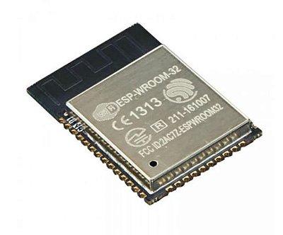 ESP32 Wifi e Bluetooth ESP-WROOM-32