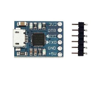 Módulo Conversor USB para TTL CP2102