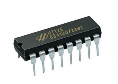Circuito Integrado HT12E - Encoder