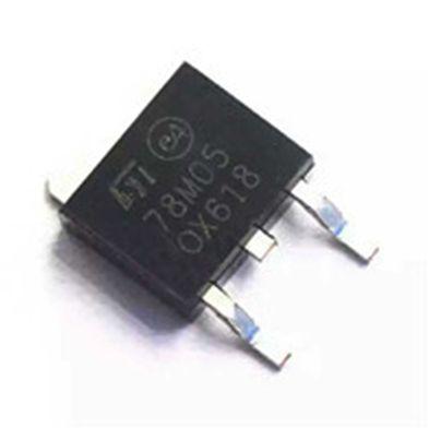 Regulador de Tensão 78M05 SMD