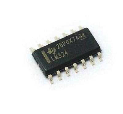 Circuito Integrado LM324 - SMD