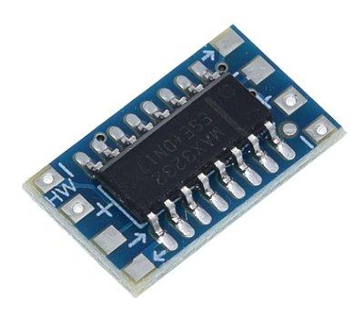 Mini Conversor RS232 para TTL MAX3232