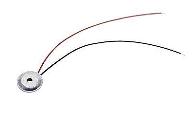 Pastilha Piezoelétrico 15mm