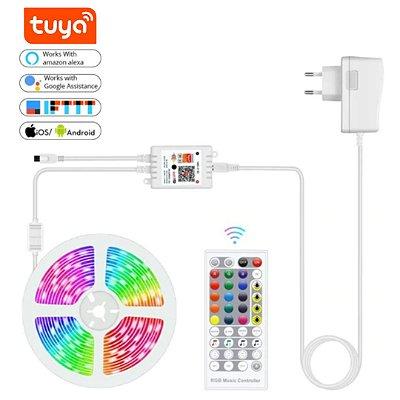 Fita de LED Inteligente Tuya - 5m