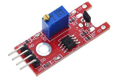 Sensor de Efeito Hall KY-024