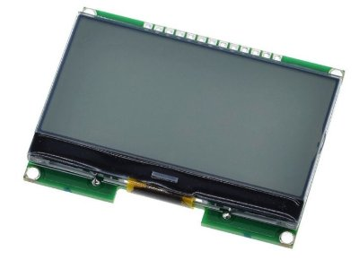 Display LCD SPI 128x64
