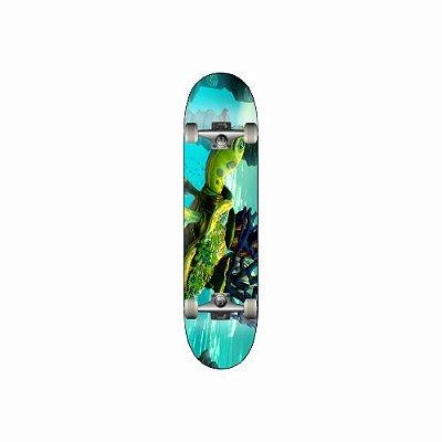 Skate Semi Profissional Explicit Tartaruga