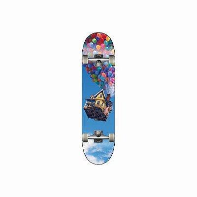 Skate Semi Profissional Explicit Balão