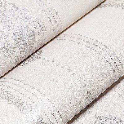 Papel De Parede Importado Vinílico Lavável Textura Em Relevo 5623