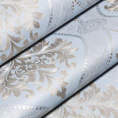 Papel De Parede Importado Vinílico Lavável Textura Em Relevo 5576