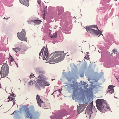 Papel de Parede Importado Vinílico Lavável Textura em Relevo Floral 90103