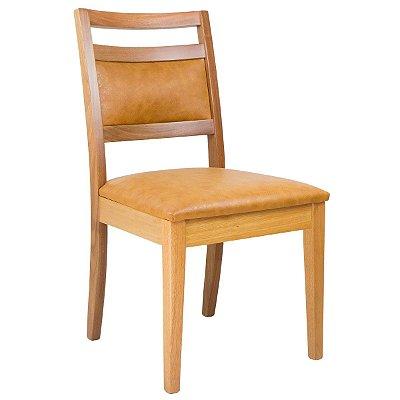 Cadeira Para Mesa de Jantar Caribe Madeira Maciça Courissimo