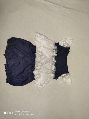 CONJUNTO KIT E BATA BRUNA + BODY BRUNO