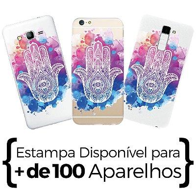 Capinha - Hamsa Aquarela