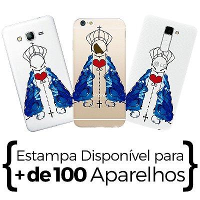 Capinha - Nossa Senhora Manto Azul