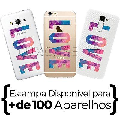 Capinha - Love Colorido