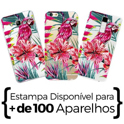Capinha - Tropical Arara