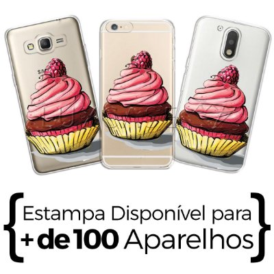Capinha - Cupcake
