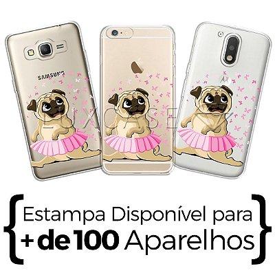 Capinha - Pug Ballet