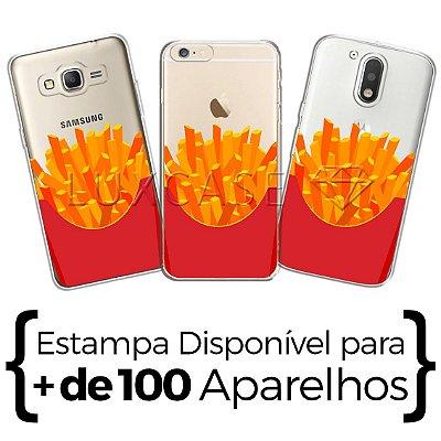 Capinha - Fritas