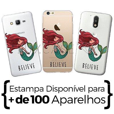 Capinha - Belive Sereia