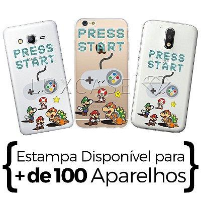 Capinha - Press Start