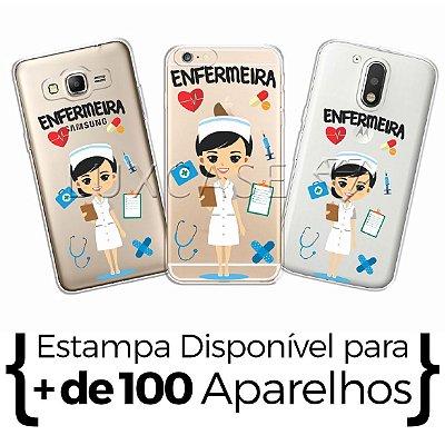 Capinha - Enfermeira