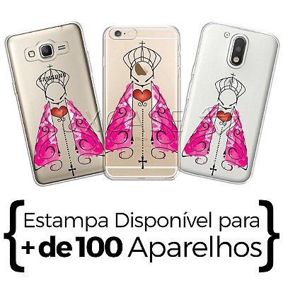Capinha - Nossa Senhora Manto Rosa