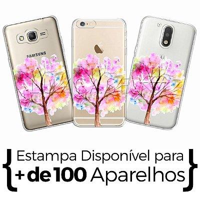 Capinha - Árvore Aquarela